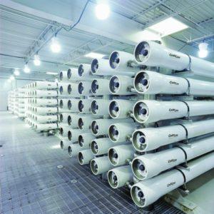 Значение промышленных установок обратного осмоса
