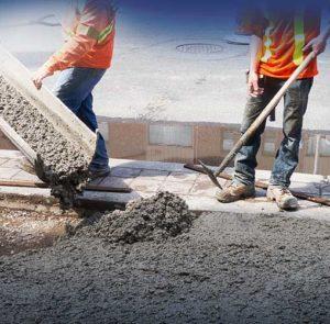 технологи производства бетона