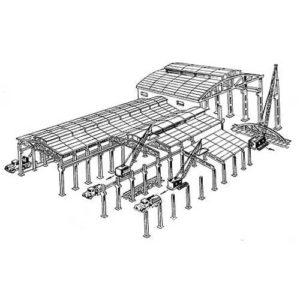 сборные железобетонные конструкции промышленных зданий