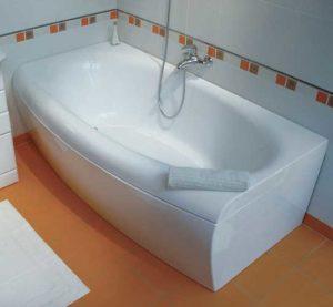 Классификация ванн по материалу изготовления
