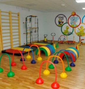 оборудование спортивного уголка в детском саду