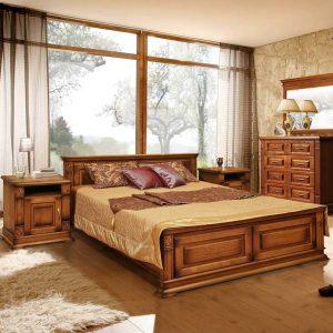 Мебель из массива в интерьере