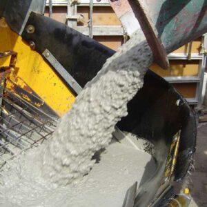 Технологический процесс производства бетона