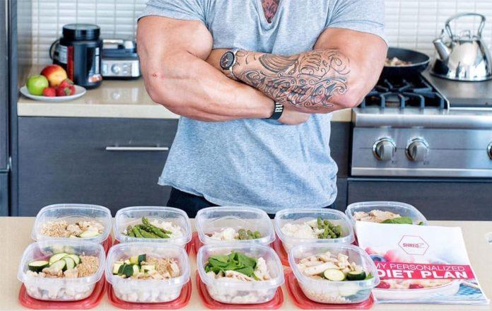 Наращиваем мышцы: как скорректировать питание для быстрого набора массы